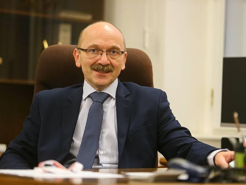 Pavel Pavlík, zastupitel Benešova a radní Středočeského kraje pro zdravotnictví.