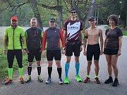 Šest statečných si vyzkoušelo Ultramaraton v Konopišti.