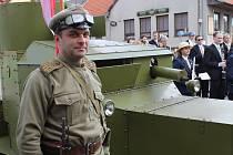 Vlastenecká veselice oslavila výročí republiky a připomněla oběti Velké války.