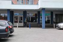 Bývalý autosalon uprostřed města by měl na podzim tohoto roku fungovat jako benešovská pobočka všeobecné zdravotní pojišťovny.