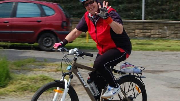 Na kole se dá jet na rodinný výlet, ale i do kostela.