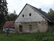 Rosův mlýn u Benešov je na prodej.