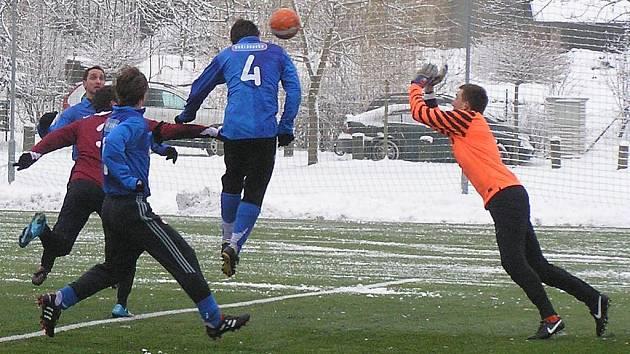 Přípravný zápas Votice - Sparta Praha B 2:1