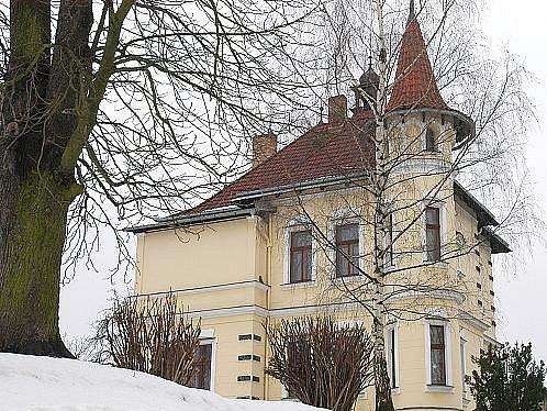 Vila Katuška.