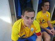 Jediný gól do sítě Zápů vstřelil benešovský kapitán Martin Turek.