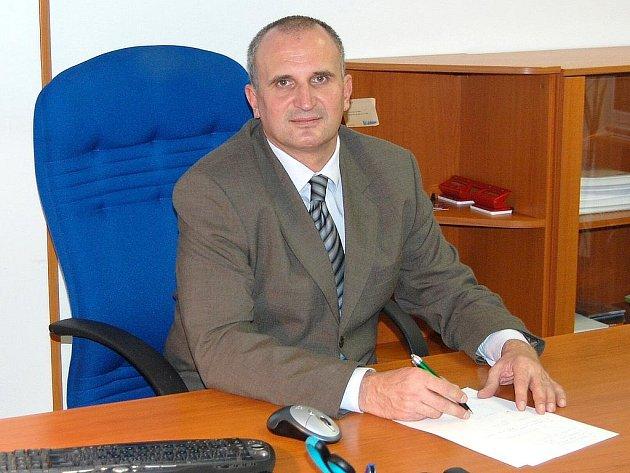 MUDr. Michal Oščipovský, od 1. ledna nový ředitel benešovské nemocnice.