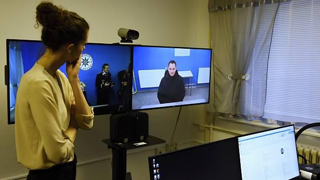 Z prezentace nového projektu kontaktních míst Policie ČR - Pol Point.