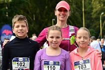 Mattoni FreeRun Park Race je název běžeckého závodu, který se konal 28. září v parku zámku Konopiště.