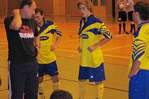 Trenér Arsenalu Otto Kovář byl po zápase rozčarovaný.