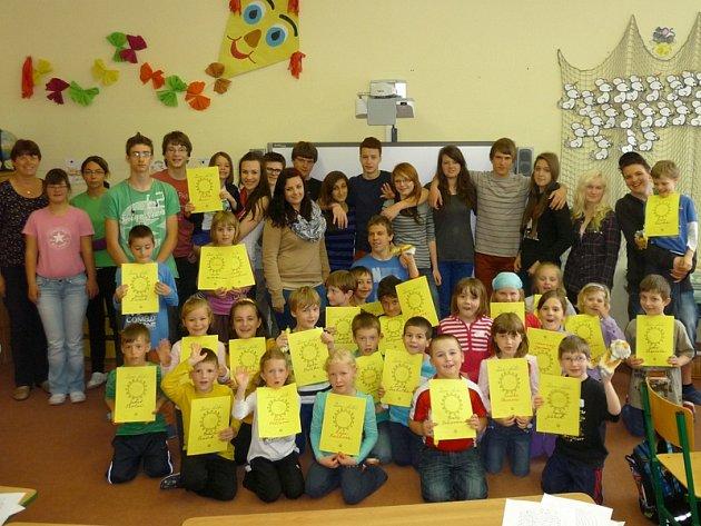 Školní akce ZŠ Dukelská Benešov.