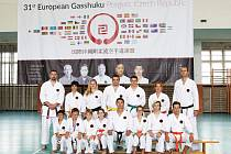 31. European Gasshuku in Prague