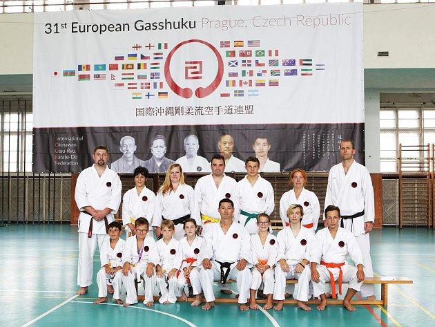 31. European Gasshuku in Prague