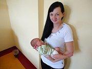 Tomášek Strnad se narodil 20.4.2017 ve 14:10 s váhou 3490 gramů a mírou 50 cm. Jeho maminka Kateřina Ondráková a tatínek Tomáš Strnad si ho odvezou do Vlašimi, kde žijí.
