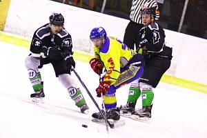 Benešov postoupil přes Mladou Boleslav B do semifinále.