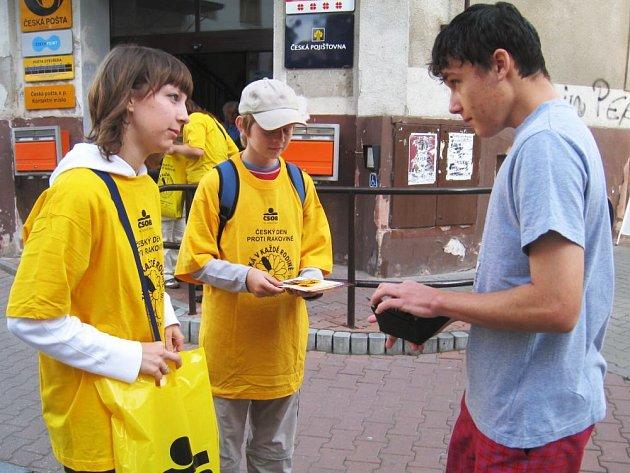 Už třináctý Český den proti rakovině