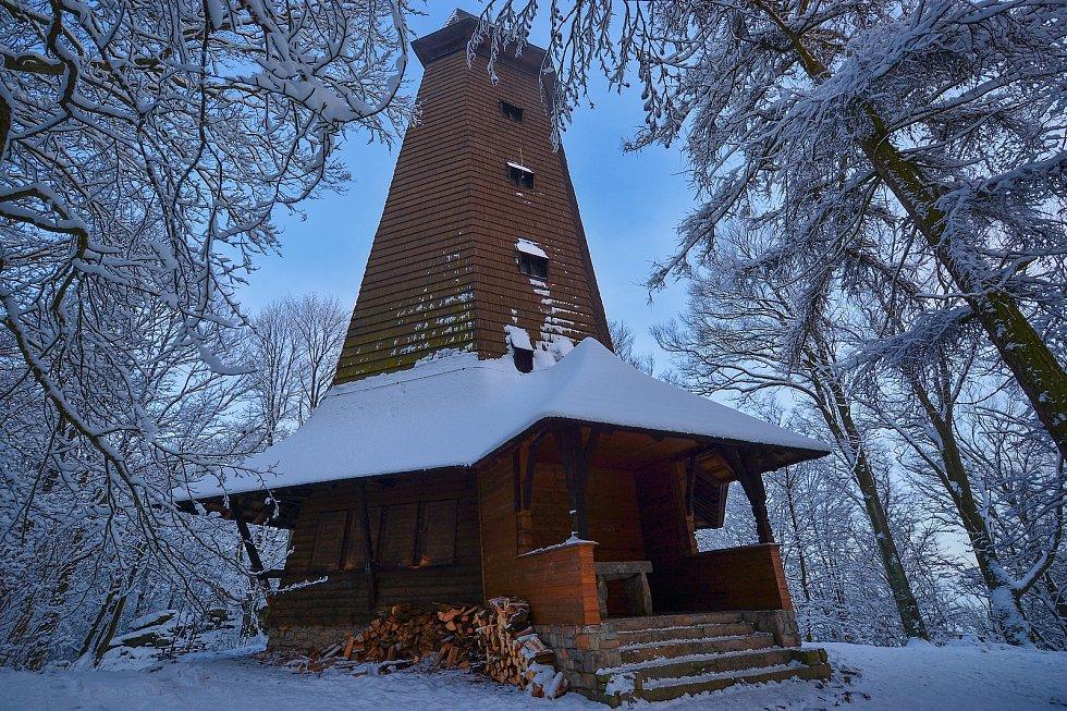 Oblíbeným místem Martina Suka je bájná hora Blaník a její okolí.