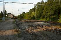 Ze stanice Sudoměřice u Tábora je pouhá výhybna a později z ní vznikne zastávka.