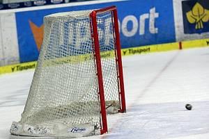 Hokej, ilustrační fotografie