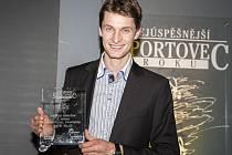 """Petr """"Pilník Pilát"""", nejlepší Sportovec Benešovska za rok 2015."""