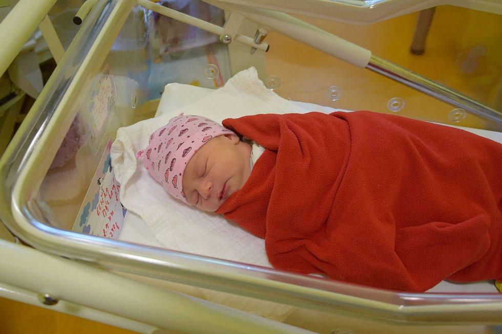 Eliška Málková se manželům Elišce a Petrovi narodila 8. září 2021 v 8.54 hodin, vážila 3340 gramů. Eliška má sourozence Štěpána (10) a Tomáše (7). Rodina bydlí v obci Stranný.