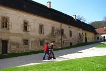 Fara v Sázavském klášteře.