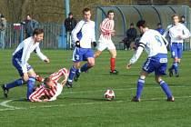 Ilustrační foto: Fotbal I.A. třídy Jesenice - Zápy