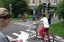 Středočeský kraj zajistí například výchovný program Dopravní soutěž mladých cyklistů zhruba na dvou stovkách základních škol ve Středočeském kraji.
