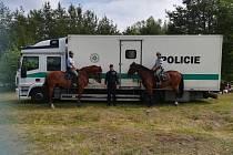 Dětský den s policií, dalšími složkami integrovaného záchranného systému i Armádou ČR