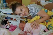 Liliana Řempělová se rodičům Gabriele a Zdeňkovi narodila 21. června 2019 v 8 hodin a 50 minut, vážila 3060 gramů. Doma v Kamenici má sourozence Filípka (9) a Natálku (5).