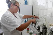 Krajská hygienická stanice sleduje kvalitu vody ke koupání. Ilustrační foto.