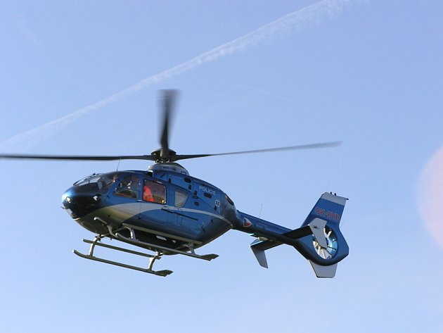Přivolaný vrtulník LZS odletěl s prázdnou