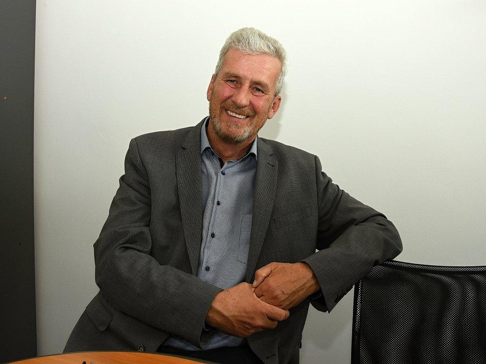 Bývalý krajský ombudsman Jiří Švadlena.
