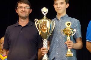 Úspěchy vlašimských šachistů
