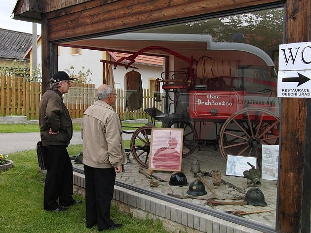 Hasičské muzeum Drahňovice