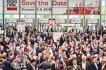 Mezinárodní veletrh investičních příležitostí Expo Real v Mnichově.