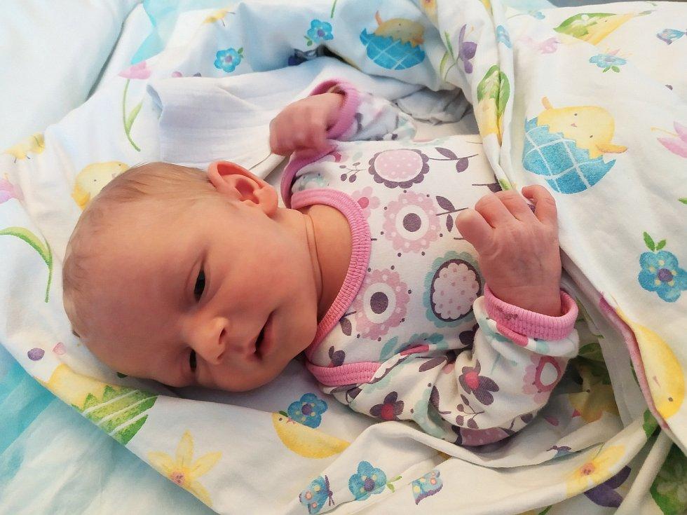 Eliška Petráňová se narodila 25. ledna 2021 v příbramské porodnici. Po narození měřila 50 cm a vážila 3050 g. S rodiči Petrou Doležalovou, tatínkem Pavlem Petráněm a sestřičkou Annou Petráňovou bude bydlet v Sedlčanech.