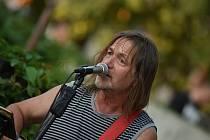 Štěpán Kojan vystoupil v Bystřici již potřinácté.