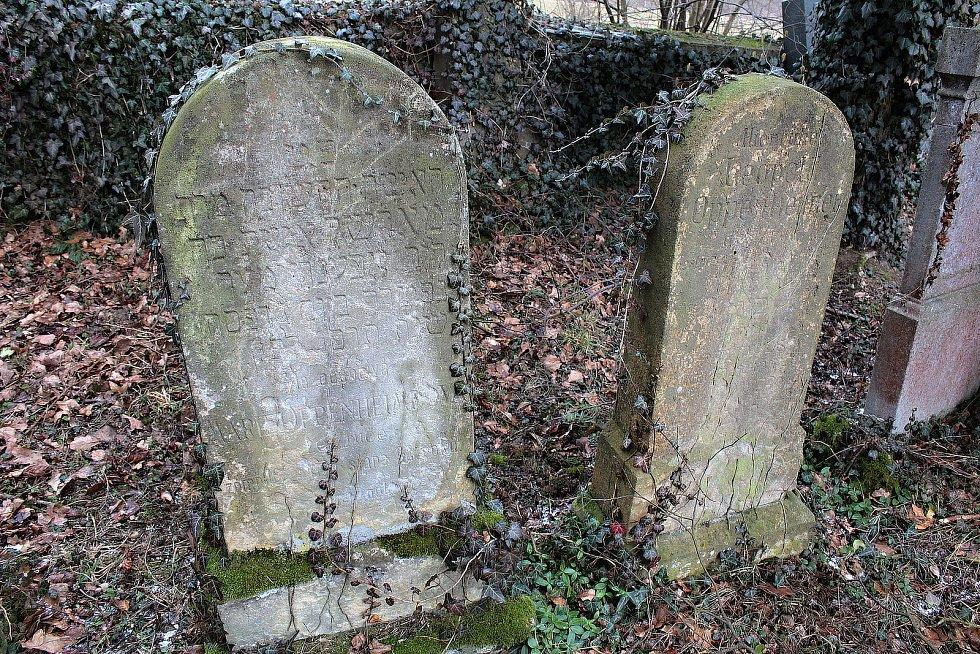 Židovské pohřebiště v Trhovém Štěpánově vzniklo v roce 1434.