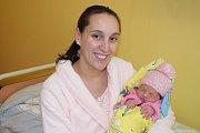 19. září v8.39 se manželům Janě a Radkovi Urbánkovým zTehova narodila malá dcerka Justýnka Urbánková. Při narození v benešovské porodnici vážila 3410 gramů.