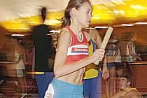 Julie Weissová, jenž od září trénuje v pražské Slávii, má běžeckou formu, což potvrdila oddílovým rekordem na čtvrtce.