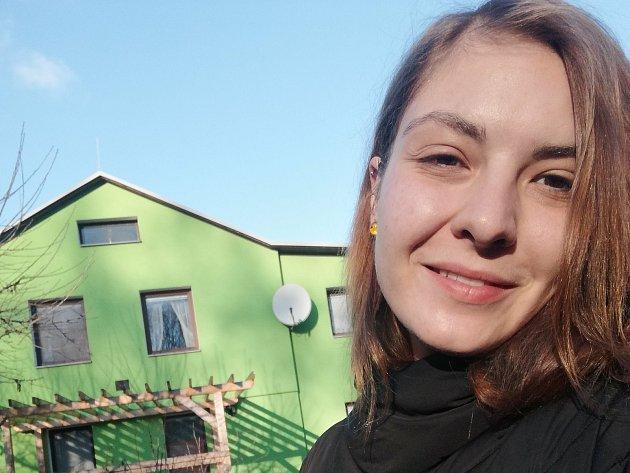 Lucie Sedláková.