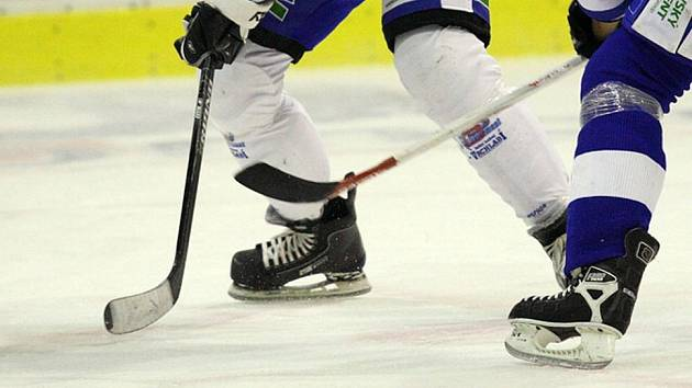 Ilustrační foto hokej