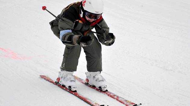 Lyžařské kurzy jsou rok od roku dražší.