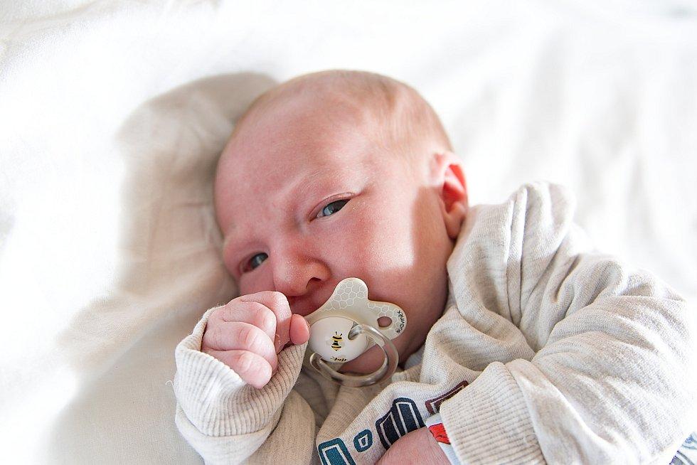 David Karbusický se narodil v nymburské porodnici 25. března 2021 ve 20.13 hodin s váhou 3810 g a mírou 49 cm. V Plaňanech se na chlapečka těšili maminka Michaela, tatínek Luboš a sestřičky Tereza (5 let) a Adéla (2,5 roku).