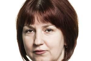 Radní Středočeského kraje pro oblast sociálních věcí Aneta Heřmanová.