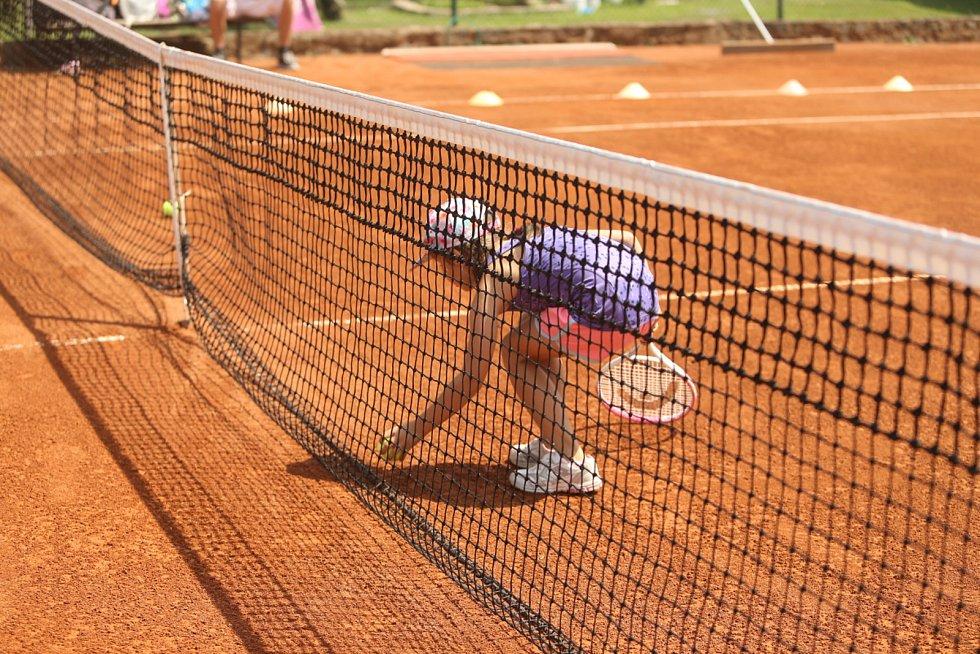 Někteří rodiče i hráči však berou sport jako kroužek, nikoliv výkonnostní záležitost, může být potom problém vyrážet na soutěže, vysvětluje šéftrenér František Sysel.