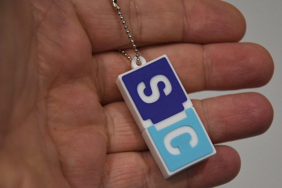 Nové logo má mimo jiné symbolizovat vzájemnou provázanost a propojení klíčových partnerů ve světě inovací: výzkumných institucí, firem i obcí. V neposlední řadě také odkazuje na zcela novou strukturu SIC, jež má nově čtyři divize.