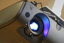 Videoprojektor má být jedním ze zařízení, které by měly přinést i vizuální vjemy účastníků zasedání zastupitelstva