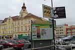 Reklama v Benešově dozná změny, kdy, to není jasné. Radnice se o to snaží už roky.