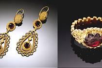 šperky, ilustrační foto
